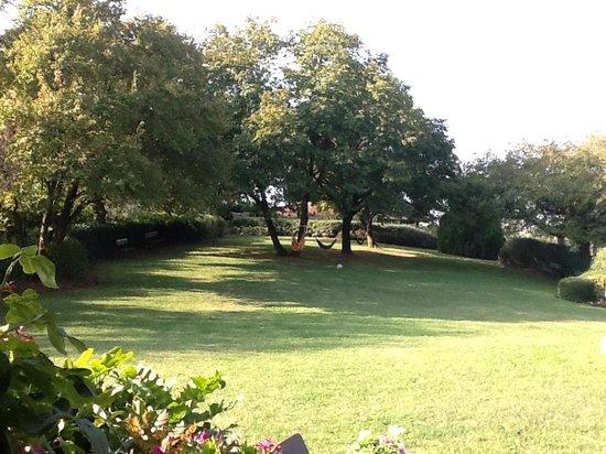 B&B Villa Beatrice: un jardin magnifique
