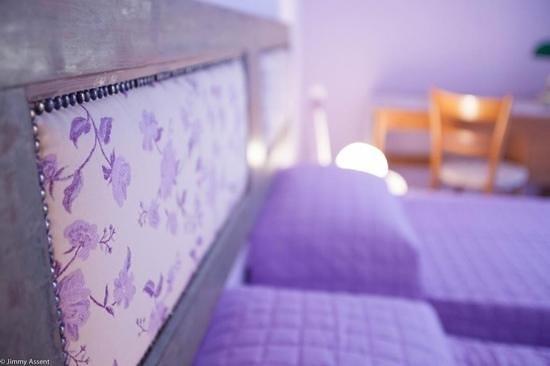 Sassari-In : purple room 2