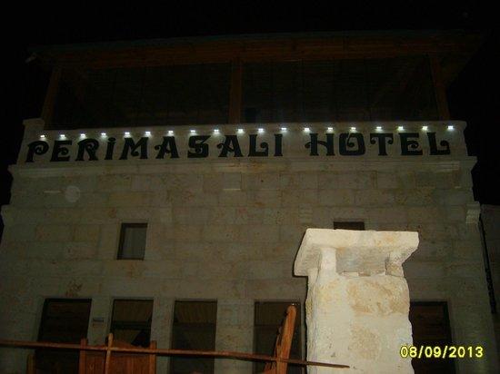 Perimasali Cave Hotel - Cappadocia: Hotel