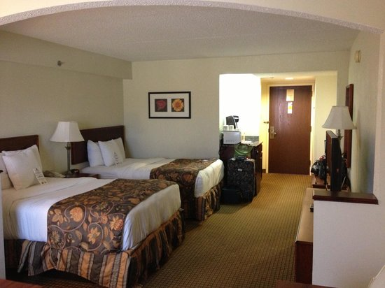 BEST WESTERN Suites Near Opryland : Another room view