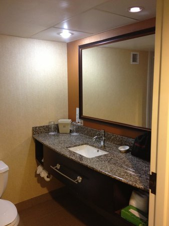 BEST WESTERN Suites Near Opryland : Bathroom