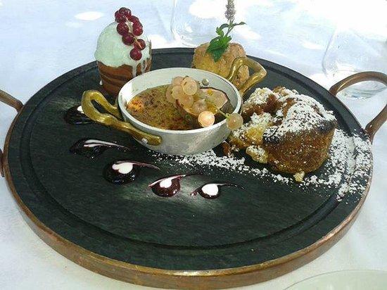 Salice Blu: Dessert -Strepitosi...!