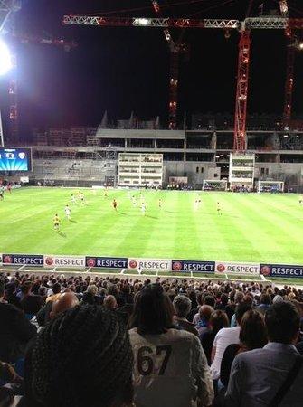 Stade velodrome picture of stade velodrome marseille for Porte 7 stade velodrome