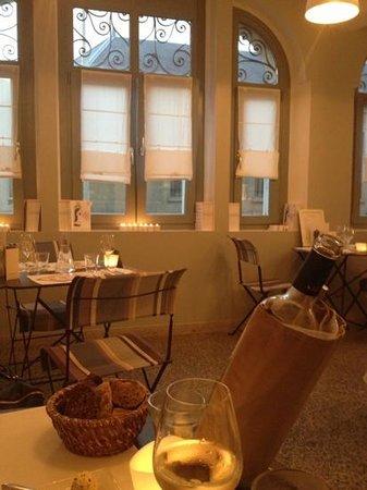 Le Bocal Restaurant: interieur
