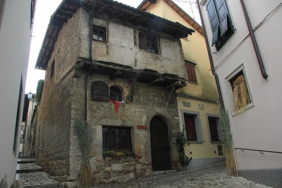 Cividale del Friuli - UNESCO World Heritage Centre: the oldest and the original medieval house