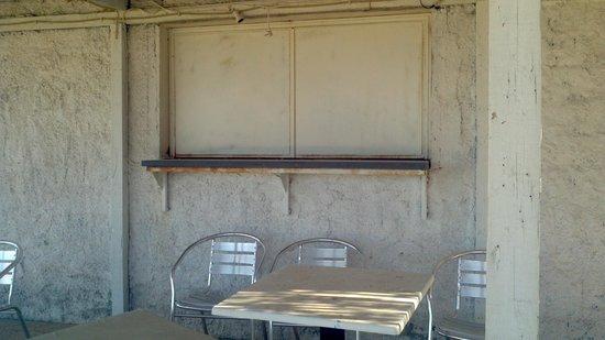 Whispering Sands: Sunset Bar - Still Closed