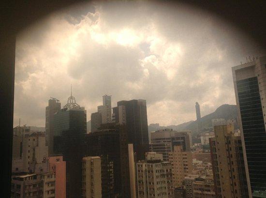 Gloucester Luk Kwok Hong Kong: Panorama dalla camera