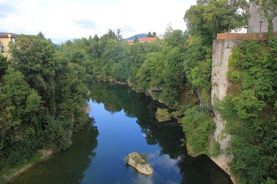 Cividale del Friuli - UNESCO World Heritage Centre: Natisone River