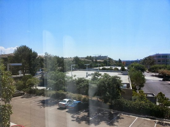 Homewood Suites by Hilton San Diego-Del Mar : View from room