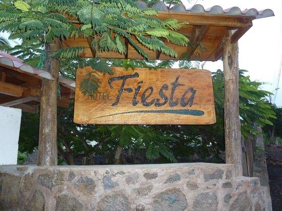 Hotel Fiesta: insegna
