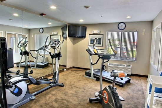Sleep Inn & Suites: 24 Hours Fitness Room