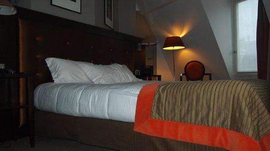 Hotel WO - Wilson Opera: Chambre