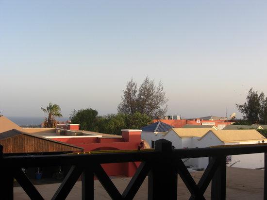 Fuerteventura Beach Club: Sunset from Zanzibar - lovely