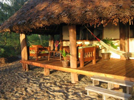 Robinson's Island: Veranda