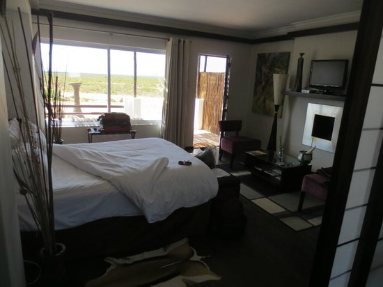Inverdoorn Game Reserve : My room