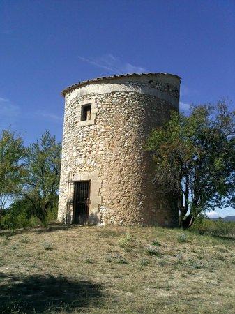 Le Manoir: Ancien moulin à quelques pas du Manoir
