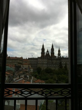 Hotel Pombal : Hotel Pompal, Santiago de Compostela