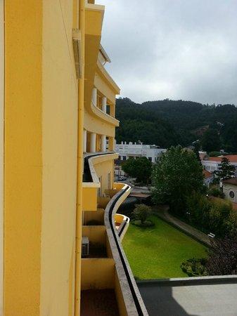 Grande Hotel de Luso: vista do hotel