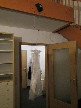Hotel Am Tiergarten: Brocken Lamp