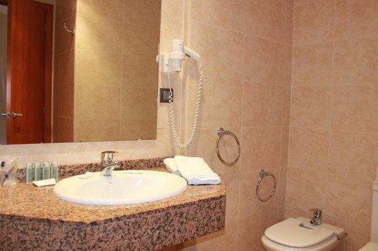 California Palace: Ванная комната