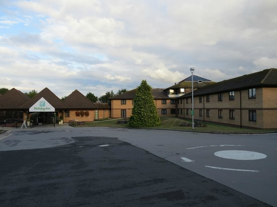 Holiday Inn Taunton M5, Jct. 25: hotel and grounds