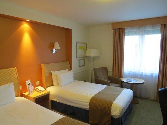 Holiday Inn Taunton M5, Jct. 25: bedroom