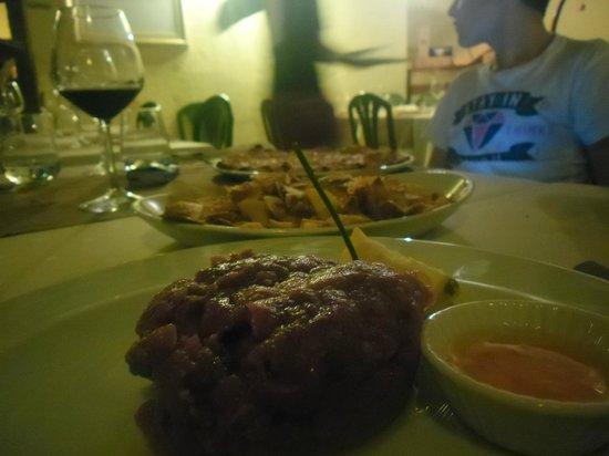 Ristorante Pizzeria il Mulino di Quercegrossa: our food