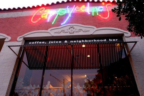 Cappyccino's