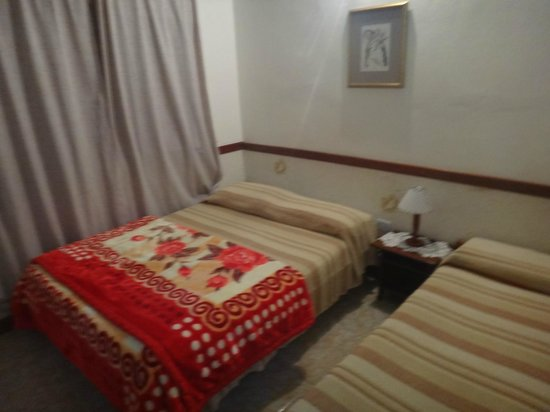 Hotel Tierra Colorada: habitacion