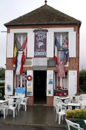 Cafe Gondree