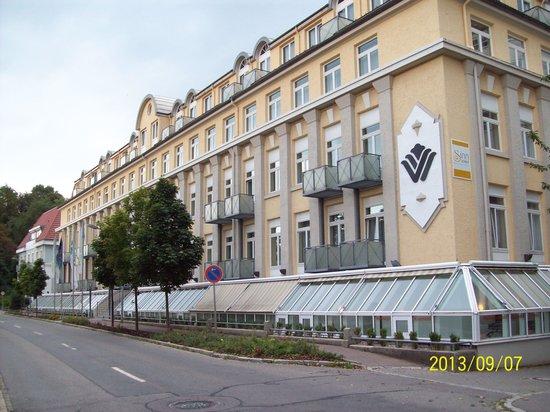 Wyndham Garden Donaueschingen: Vooraanzicht hotel