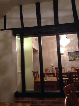 Six Bells: dining room