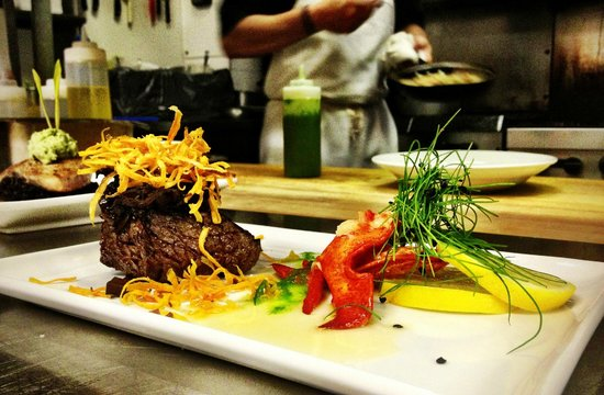 The Coast: Surf & Turf Appetizer