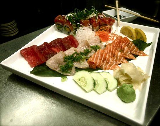 The Coast: Assorted Sashimi