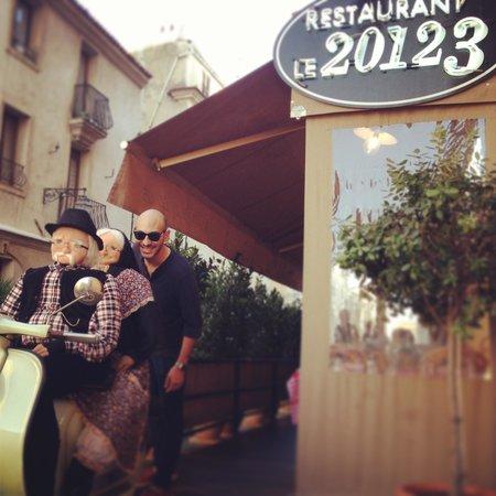 Le 20123 : Mexicans in Ajaccio, loved 20123