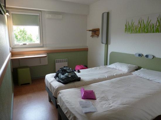 Ibis Budget Toulouse Centre: Comfy beds