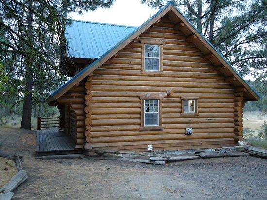 Aspen Ridge Resort: cabin