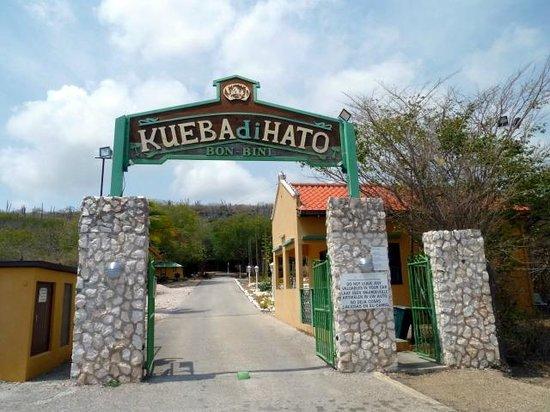 Hato Caves : Entrance