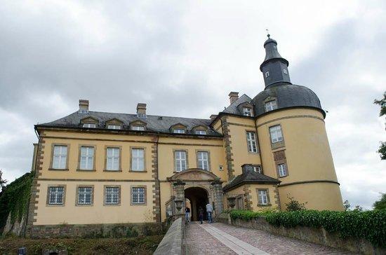 Cafe Schloss Friedrichstein Bad Wildungen