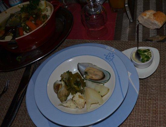 La table des Gourmets : Aïoli