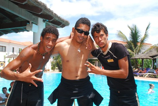 Melia Tortuga Beach Resort & Spa: Staff