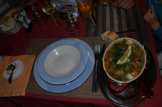 La table des Gourmets : Aïoli 2
