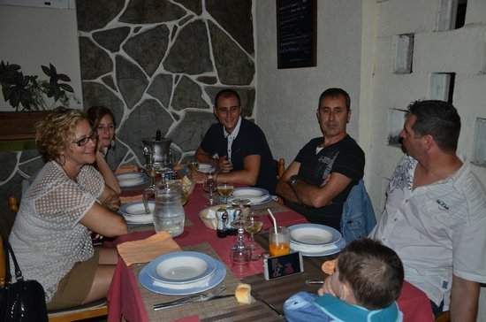 La table des Gourmets : Entre amis