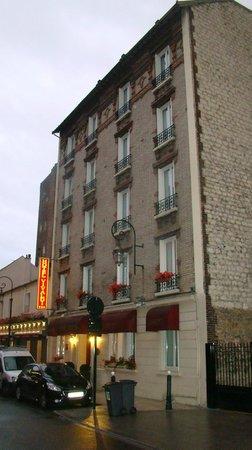 Hôtel Vivaldi: Hotel Vivaldi Frente