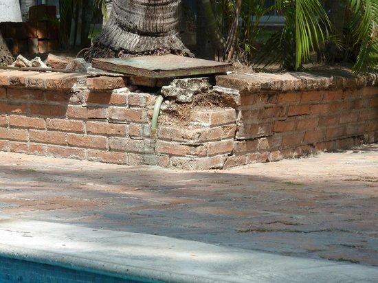 Krystal Puerto Vallarta : long needed repairs