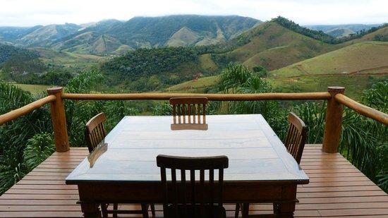 Mesa do café da Manhã - Foto de Cabanas Chapéu De Palha ff05f0a7f09
