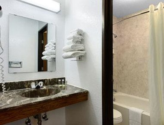 Asteria Inn & Suites: Bathroom