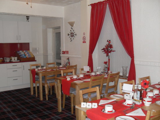 The Beeches Hotel, Blackpool: New Dining Room