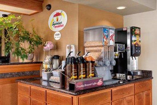 Super 8 Springfield/Eugene: Breakfast Area