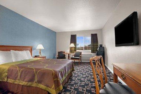 Super 8 Springfield/Eugene: 1 King Bed Room